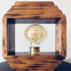 Lampe RUBIS Mangebois